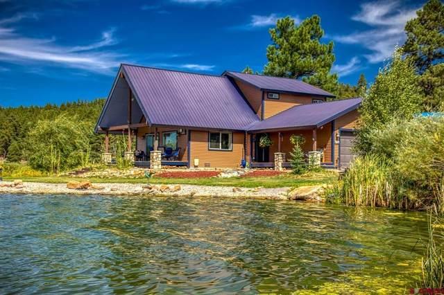 45 Sierra Court, Pagosa Springs, CO 81147 (MLS #787173) :: Dawn Howe Group | Keller Williams Colorado West Realty