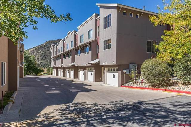 1140 Carbon Junction #47, Durango, CO 81301 (MLS #787189) :: The Howe Group | Keller Williams Colorado West Realty