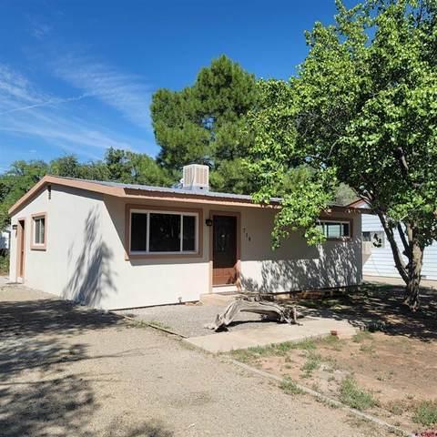 718 E 3rd, Cortez, CO 81321 (MLS #787190) :: Berkshire Hathaway HomeServices Western Colorado Properties
