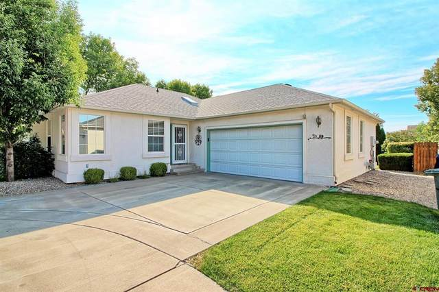 791 Josilyn Court, Grand Junction, CO 81506 (MLS #787200) :: The Howe Group | Keller Williams Colorado West Realty