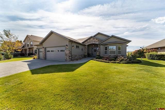 3764 Grand Mesa Drive, Montrose, CO 81403 (MLS #787215) :: Berkshire Hathaway HomeServices Western Colorado Properties