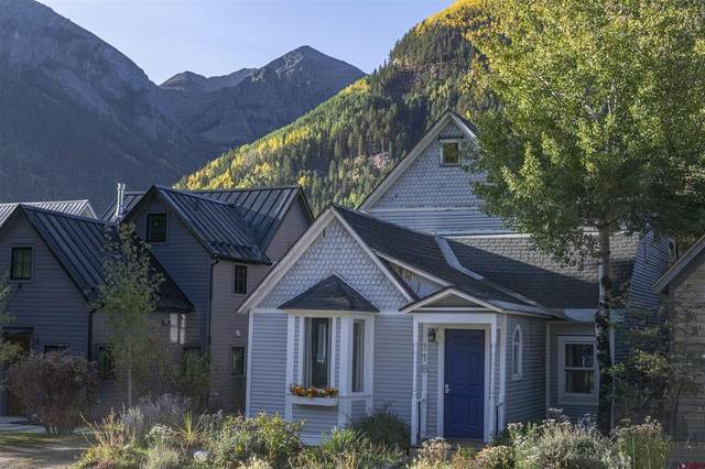 116 E Columbia Avenue, Telluride, CO 81435 (MLS #787218) :: Berkshire Hathaway HomeServices Western Colorado Properties