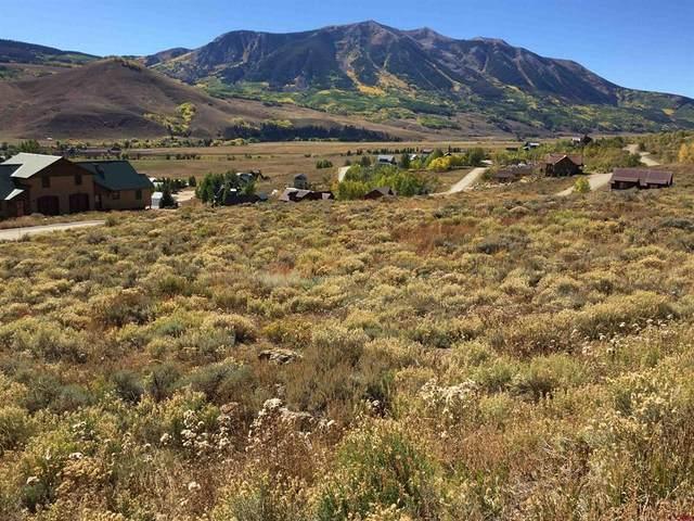 924 Zeligman Street, Crested Butte, CO 81224 (MLS #787227) :: Dawn Howe Group | Keller Williams Colorado West Realty