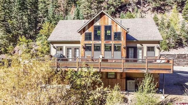 1282 Oak Street, Ouray, CO 81427 (MLS #787237) :: Berkshire Hathaway HomeServices Western Colorado Properties