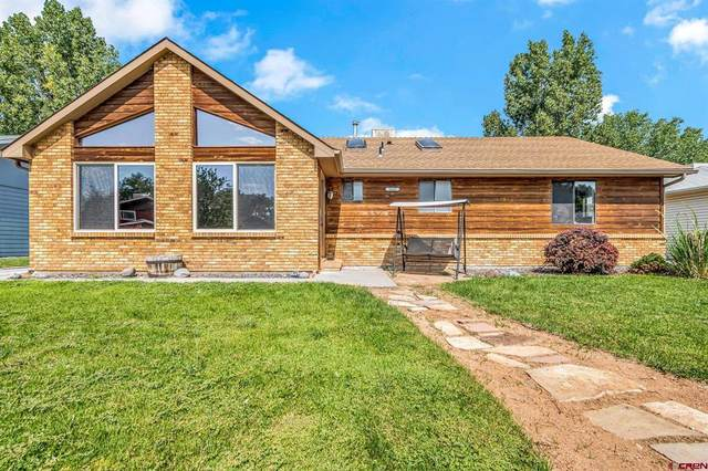 2942 E Erika Court, Grand Junction, CO 81504 (MLS #787243) :: Berkshire Hathaway HomeServices Western Colorado Properties