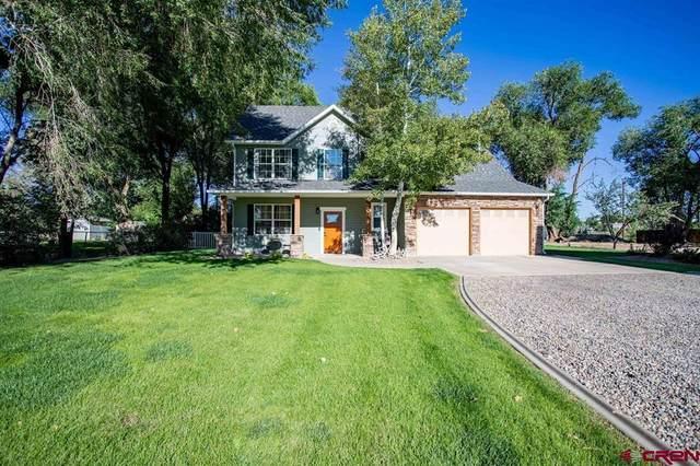 1084 Wallace Street, Fruita, CO 81521 (MLS #787296) :: The Howe Group | Keller Williams Colorado West Realty