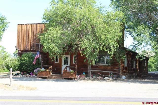 551 Hwy 92, Crawford, CO 81415 (MLS #787311) :: The Howe Group   Keller Williams Colorado West Realty