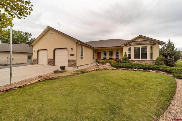 3137 Silver Fox Drive, Montrose, CO 81401 (MLS #787313) :: The Howe Group   Keller Williams Colorado West Realty