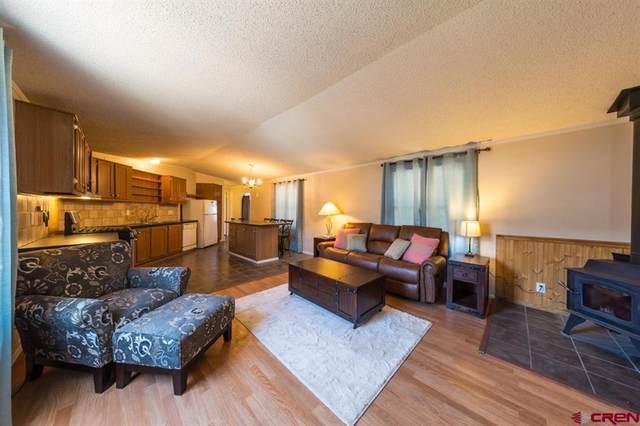 24 Ridge Lane, Gunnison, CO 81230 (MLS #787339) :: The Howe Group | Keller Williams Colorado West Realty