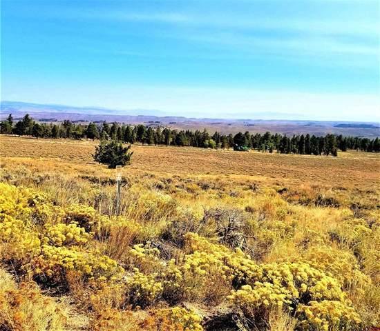 Lot 252 Cinnamon Trail, Gunnison, CO 81230 (MLS #787349) :: The Howe Group   Keller Williams Colorado West Realty