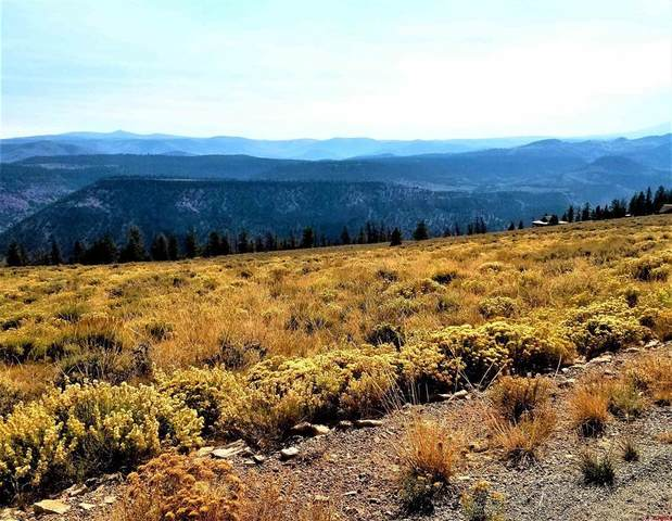 Lot 254 Cinnamon Trail, Gunnison, CO 81230 (MLS #787353) :: The Howe Group   Keller Williams Colorado West Realty