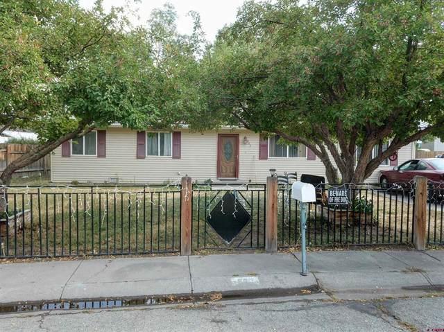 203 Ponderosa, Alamosa, CO 81101 (MLS #787373) :: The Howe Group   Keller Williams Colorado West Realty