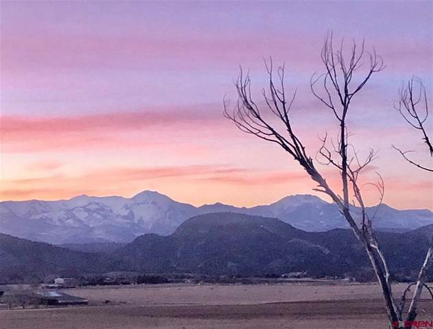 TBD Mesa Encantada, Durango, CO 81303 (MLS #787391) :: Durango Mountain Realty