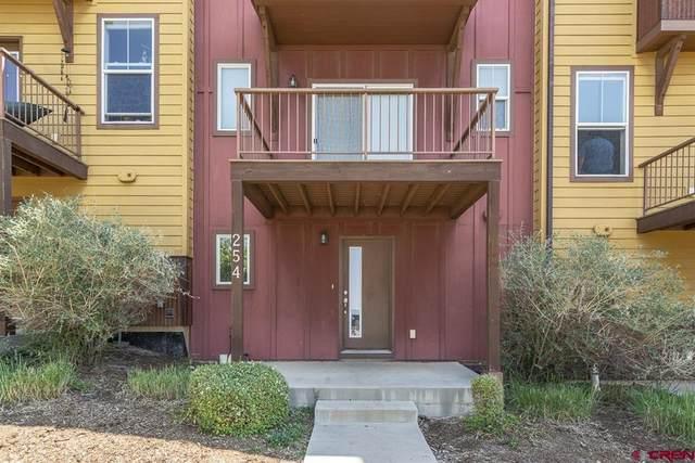 254 Buena Vida Avenue E, Durango, CO 81301 (MLS #787401) :: Durango Mountain Realty