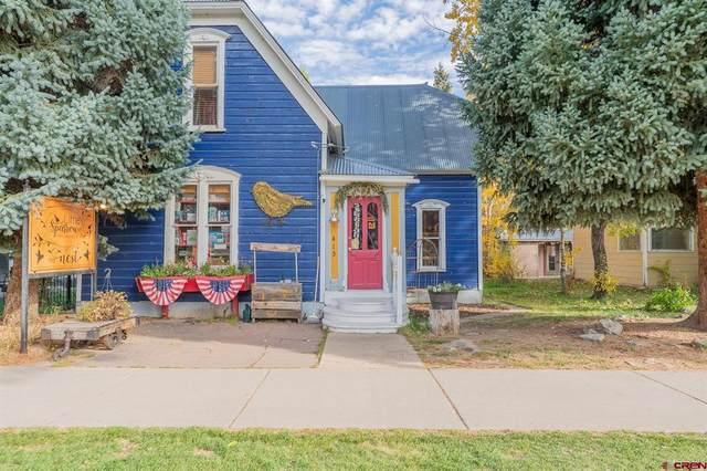 413 Elk Avenue, Crested Butte, CO 81224 (MLS #787415) :: The Howe Group | Keller Williams Colorado West Realty