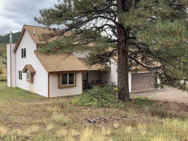 46 Nugget Court, Pagosa Springs, CO 81147 (MLS #787450) :: The Howe Group | Keller Williams Colorado West Realty
