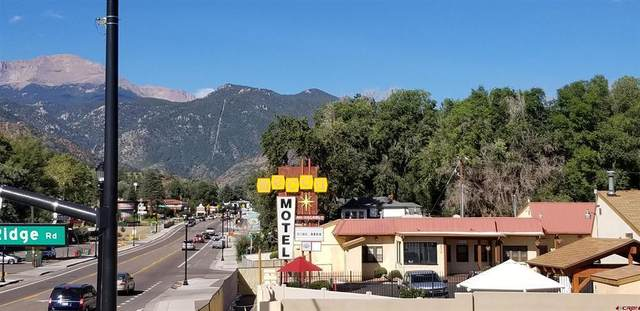 3518 W Colorado Avenue, Colorado Springs, CO 80904 (MLS #787456) :: The Howe Group   Keller Williams Colorado West Realty