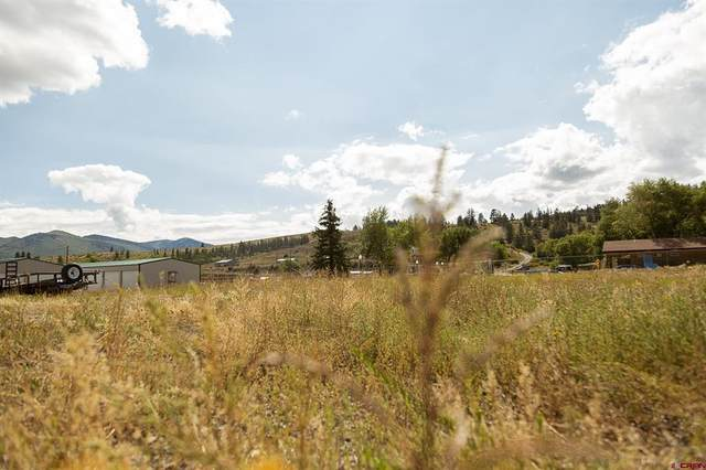 tdb Railroad Drive, Creede, CO 81130 (MLS #787507) :: The Howe Group | Keller Williams Colorado West Realty