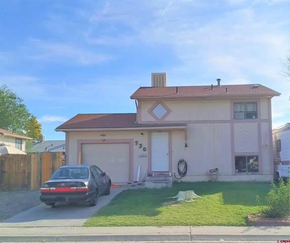 530 Garland Street, Clifton, CO 81520 (MLS #787525) :: The Howe Group | Keller Williams Colorado West Realty