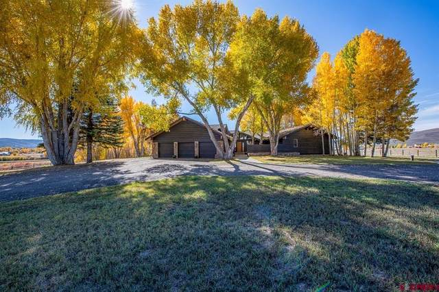 208 Chippewa Way, Gunnison, CO 81230 (MLS #787563) :: The Howe Group   Keller Williams Colorado West Realty