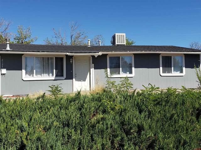 2124 S Manor Avenue, Grand Junction, CO 81501 (MLS #787582) :: The Howe Group | Keller Williams Colorado West Realty
