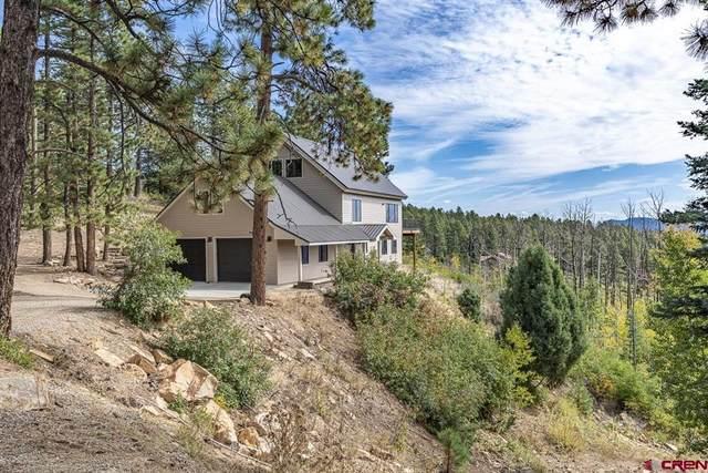 1550 Silver Mesa Driveway, Durango, CO 81301 (MLS #787586) :: Durango Mountain Realty