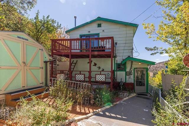 302 9th Avenue, Durango, CO 81301 (MLS #787622) :: Durango Mountain Realty