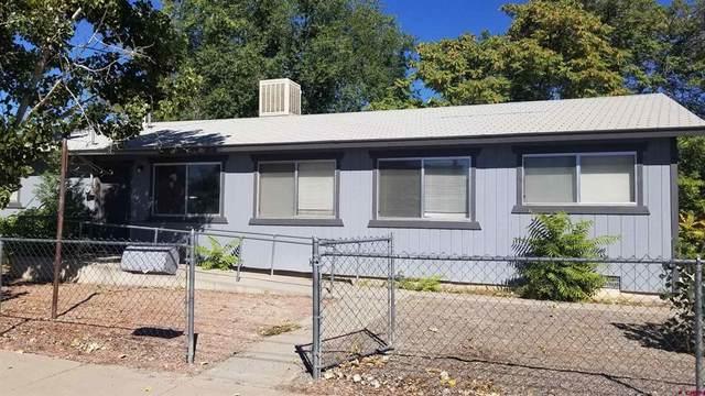 295 W 7th Street, Delta, CO 81416 (MLS #787628) :: The Howe Group   Keller Williams Colorado West Realty