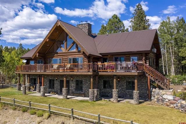 852 Royal Elk Place, Pagosa Springs, CO 81147 (MLS #787629) :: The Howe Group | Keller Williams Colorado West Realty