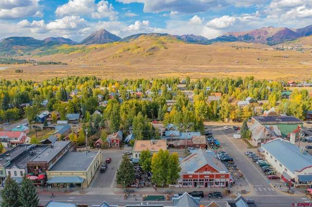 223 Elk Avenue 101, 102, 201, , Crested Butte, CO 81224 (MLS #787649) :: The Howe Group | Keller Williams Colorado West Realty