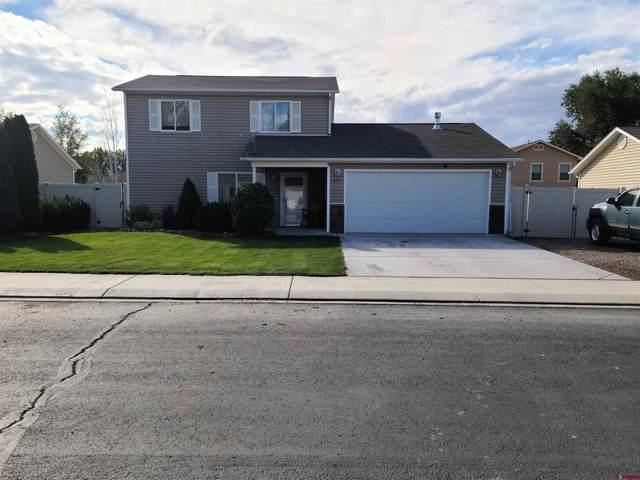 875 Terrace Street, Delta, CO 81416 (MLS #787661) :: The Howe Group   Keller Williams Colorado West Realty