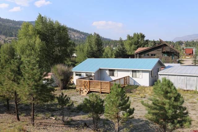 710 Lake Street, Lake City, CO 81235 (MLS #787664) :: The Howe Group | Keller Williams Colorado West Realty