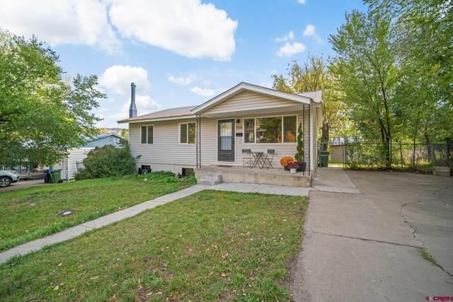 504 Clovis Drive, Durango, CO 81301 (MLS #787666) :: The Howe Group | Keller Williams Colorado West Realty