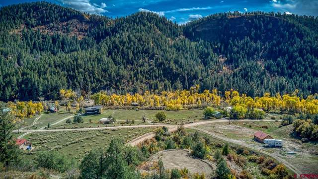 2805 County Rd 335, Pagosa Springs, CO 81147 (MLS #787686) :: The Howe Group   Keller Williams Colorado West Realty