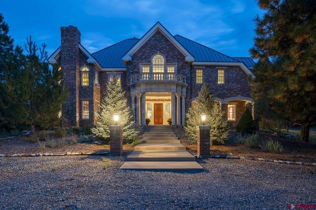 550 Dream Catcher Lane, Hesperus, CO 81326 (MLS #787703) :: Durango Mountain Realty