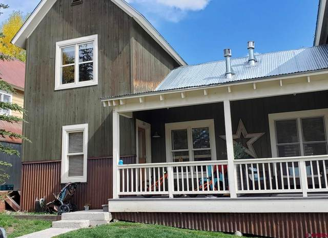 203 Horseshoe Drive, Mt. Crested Butte, CO 81225 (MLS #787704) :: The Howe Group | Keller Williams Colorado West Realty