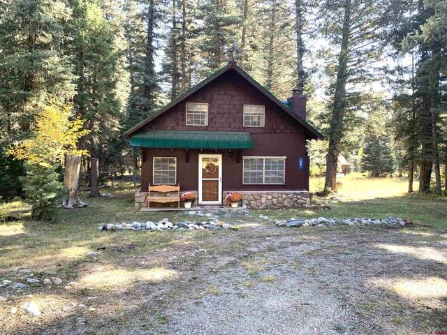 54 Faith Lane, Vallecito Lake/Bayfield, CO 81122 (MLS #787709) :: The Howe Group | Keller Williams Colorado West Realty
