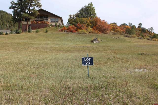 195 Incline Circle, Pagosa Springs, CO 81147 (MLS #787716) :: The Howe Group | Keller Williams Colorado West Realty