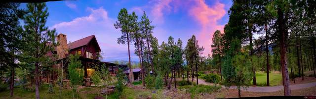 1858 Glacier Club Drive #2, Durango, CO 81301 (MLS #787719) :: The Howe Group | Keller Williams Colorado West Realty