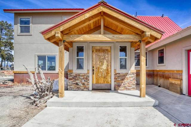 400 Rifle Place, Pagosa Springs, CO 81147 (MLS #787721) :: The Howe Group | Keller Williams Colorado West Realty