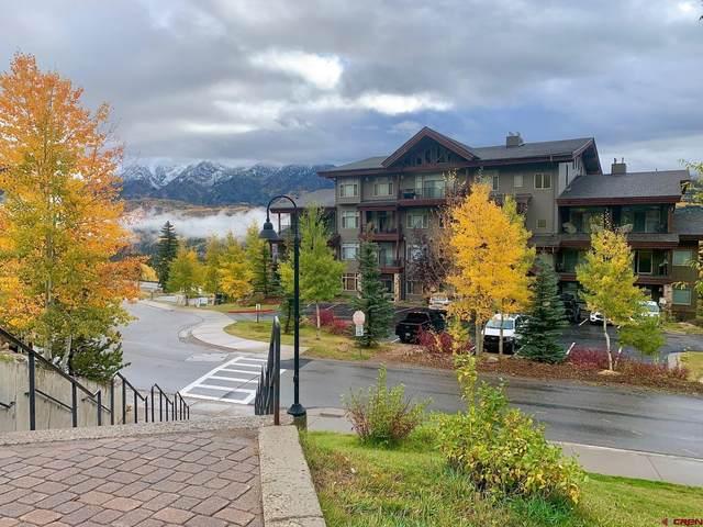 545 Skier Place #303, Durango, CO 81301 (MLS #787740) :: Durango Mountain Realty
