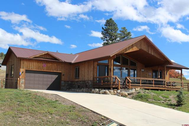 233 Incline Circle, Pagosa Springs, CO 81147 (MLS #787742) :: The Howe Group | Keller Williams Colorado West Realty