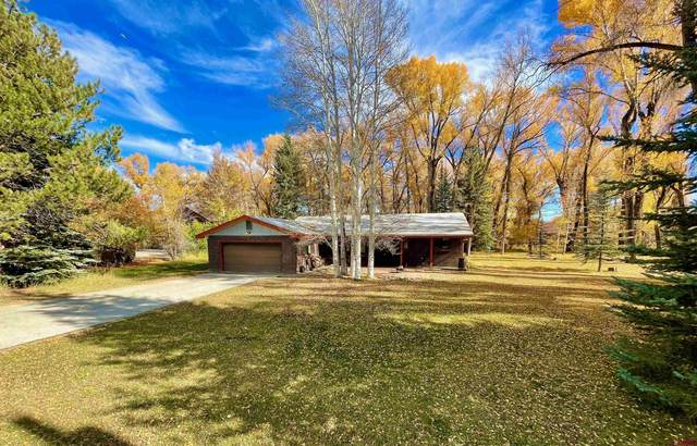 44 Roundtree Road, Gunnison, CO 81230 (MLS #787745) :: The Howe Group   Keller Williams Colorado West Realty