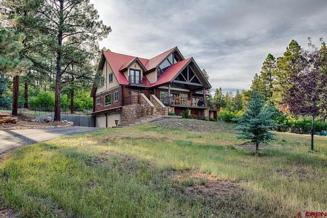 220 Shooting Star Drive, Pagosa Springs, CO 81147 (MLS #787748) :: The Howe Group | Keller Williams Colorado West Realty