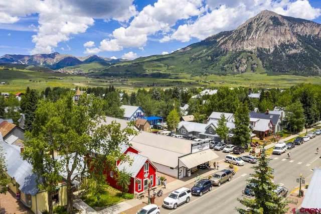 327 Elk Avenue 2 & 3, Crested Butte, CO 81224 (MLS #787750) :: The Howe Group | Keller Williams Colorado West Realty