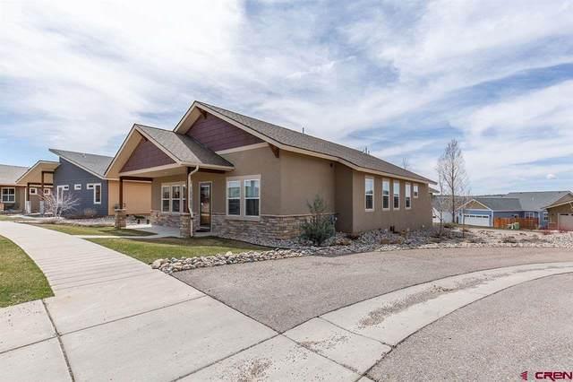 150 Oxbow Circle, Durango, CO 81301 (MLS #787757) :: Durango Mountain Realty
