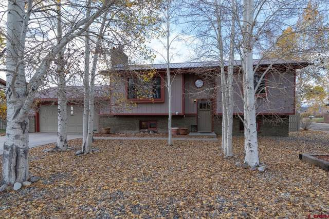 23 Quartz Street, Gunnison, CO 81230 (MLS #787773) :: The Howe Group | Keller Williams Colorado West Realty
