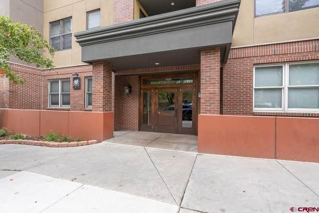 543 E 2nd Avenue 3A, Durango, CO 81301 (MLS #787775) :: The Howe Group | Keller Williams Colorado West Realty