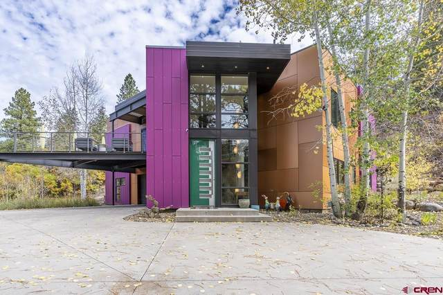 99 Ute Canyon Road, Durango, CO 81301 (MLS #787788) :: The Howe Group | Keller Williams Colorado West Realty