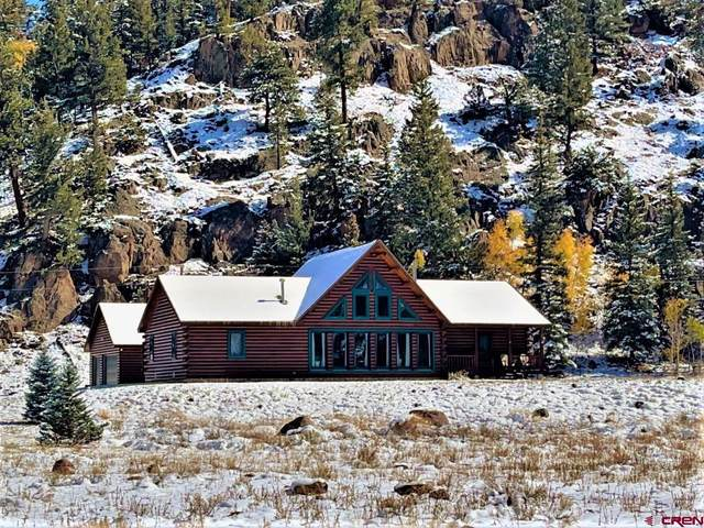 82 County Rd 20, South Fork, CO 81154 (MLS #787801) :: The Howe Group   Keller Williams Colorado West Realty
